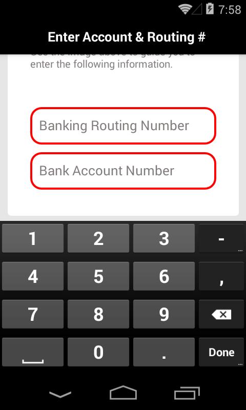 Nexus S (KitKat) Screenshot 3